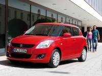 Suzuki Swift 2011 photo