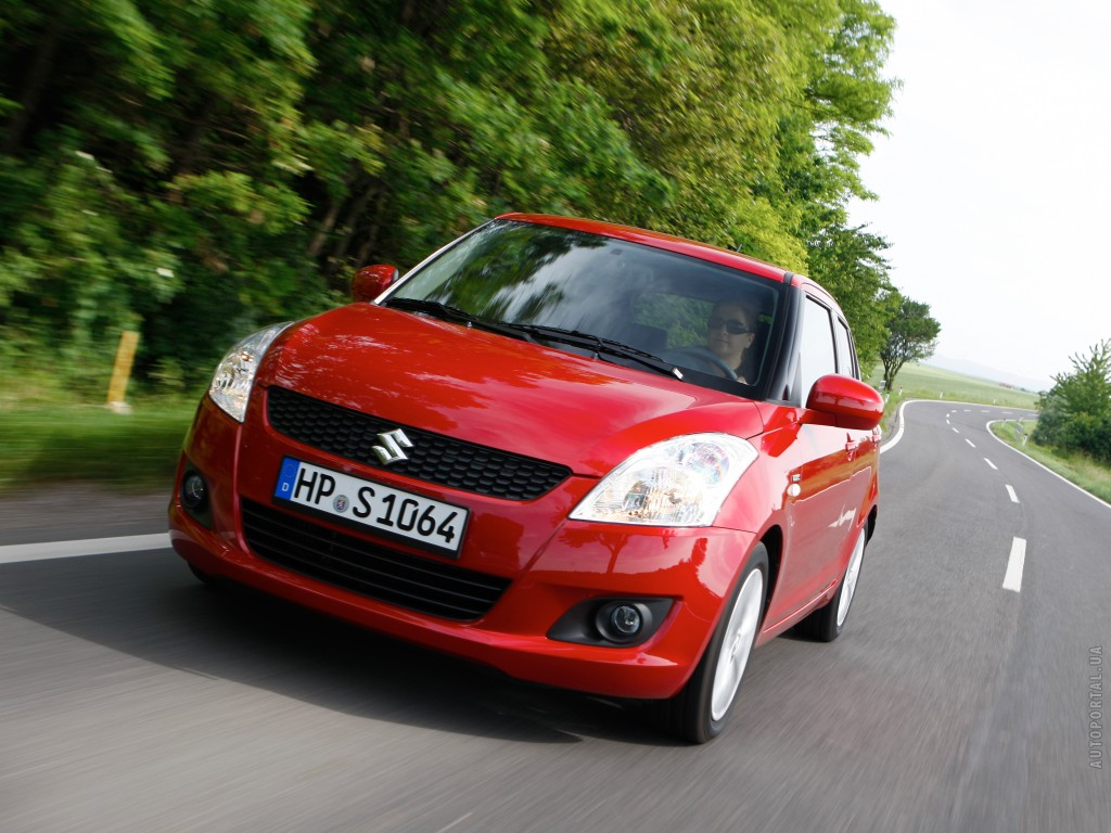 фото Suzuki Swift 5-ти дверн…